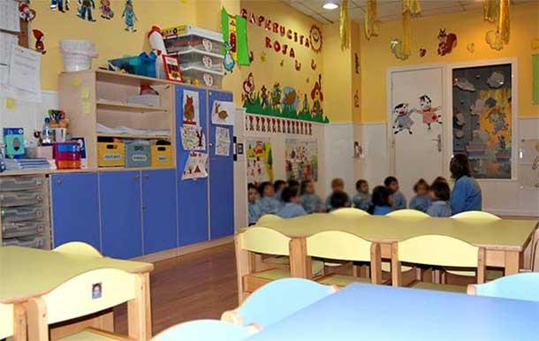 educación infantil en madrid