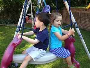 educacion infantil madrid con otros niños
