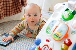 educacion infantil en madrid aprendiendo a gatear