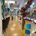 decoración Navidad escuela infantil