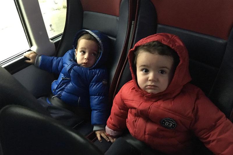 proteger a los bebés del frío