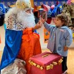 escuela infantil Navidad
