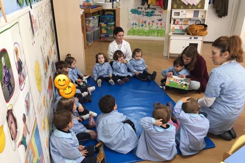 fomentar la lectura en la edad temprana